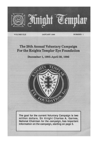 January 1996 Edition by knightstemplar - issuu