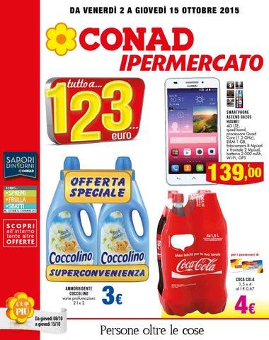 Offerte Conad Fasano da venerdì 2 a giovedì 15 ottobre 2015 by ...