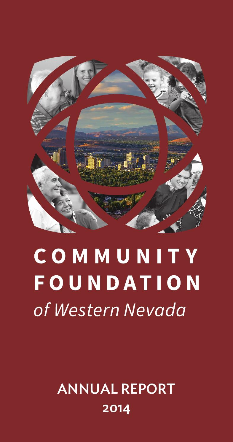 Community Foundation of Western Nevada by Julie Melton - issuu