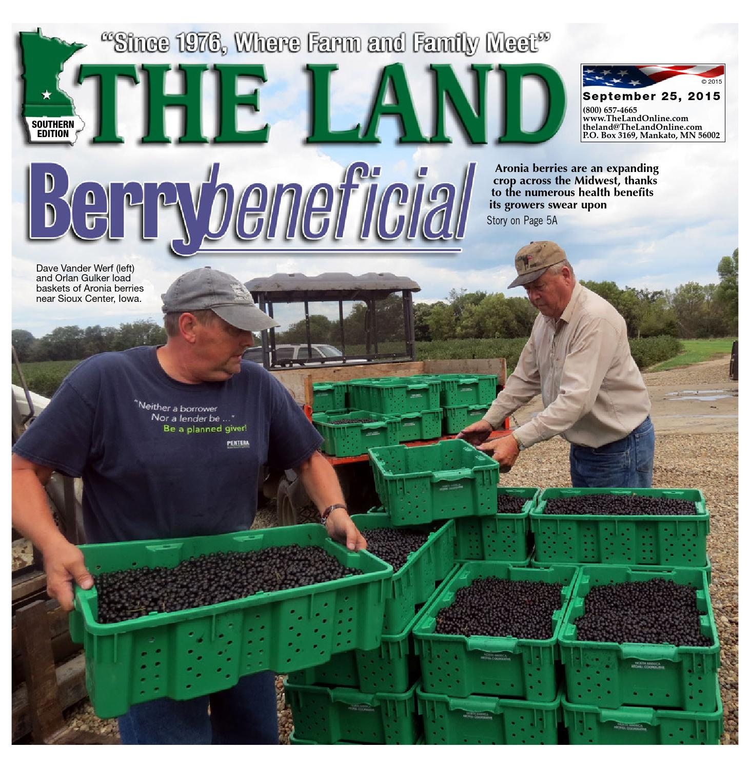 The Land Sept 25 2015 Southern Edition By Issuu How To Replace A 3way Switch Kanderson Enterprises