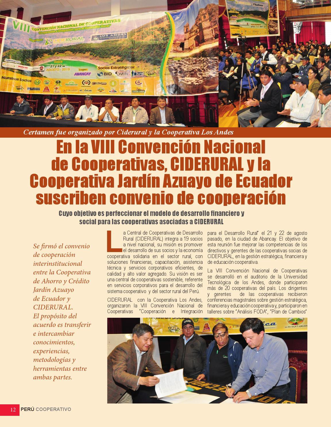 Cooperativa ahorro y credito jardin azuayo ecuador for Jardin azuayo