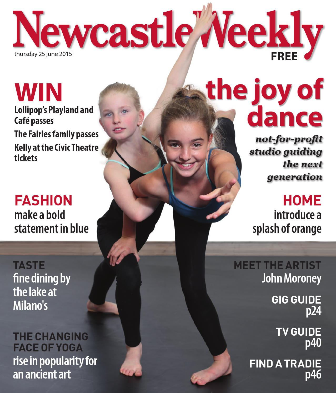 420e3029119df 25 June 2015 - Newcastle Weekly Magazine by Newcastle Weekly Magazine -  issuu