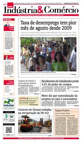 7440b82efd4e9 Diário Indústria Comércio - 25 de setembro de 2015 by Diário ...