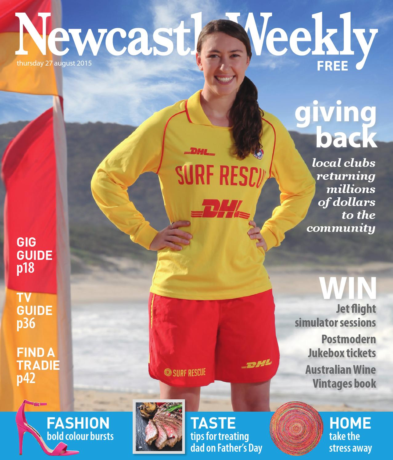 a75d67fee611fd 27 August 2015 - Newcastle Weekly Magazine by Newcastle Weekly Magazine -  issuu