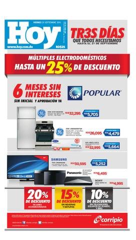 f9affc687a Periódico viernes 25 de septiembre, 2015 by Periodico Hoy - issuu