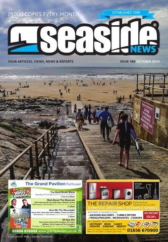 Seaside News October 2015 Issue By Seaside News Issuu