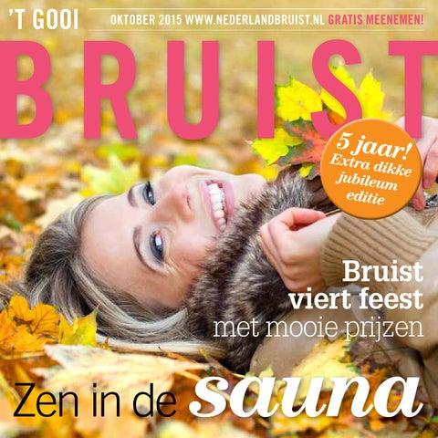 2015 10 t gooi by Nederland Bruist - issuu