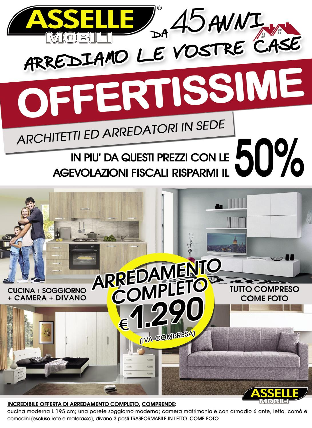 Asselle mobili offertissime by Asselle Mobili - issuu