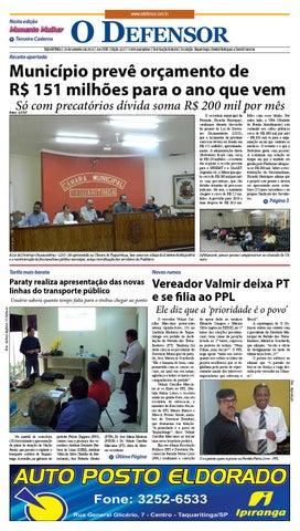 7a34228e34 Jornal O Defensor 25 de setembro de 2015 by gabriel baglioti - issuu