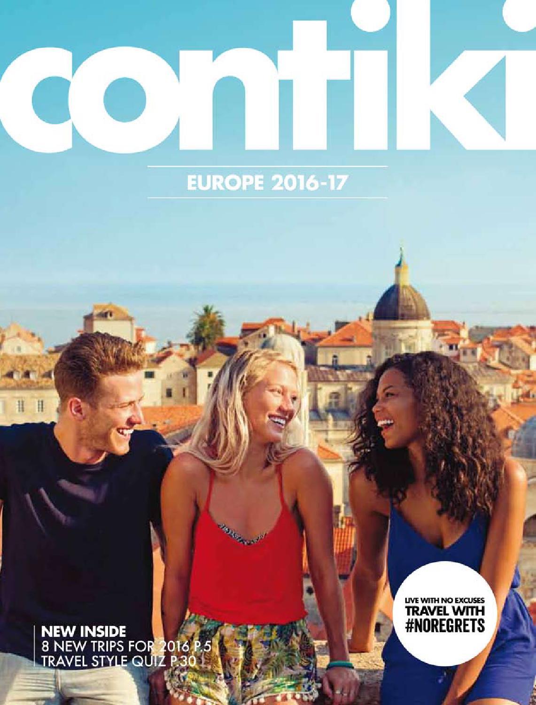 b5392b366c4 Contiki Holidays Europe eBrochure (USD) 2016 17 by BS T - issuu