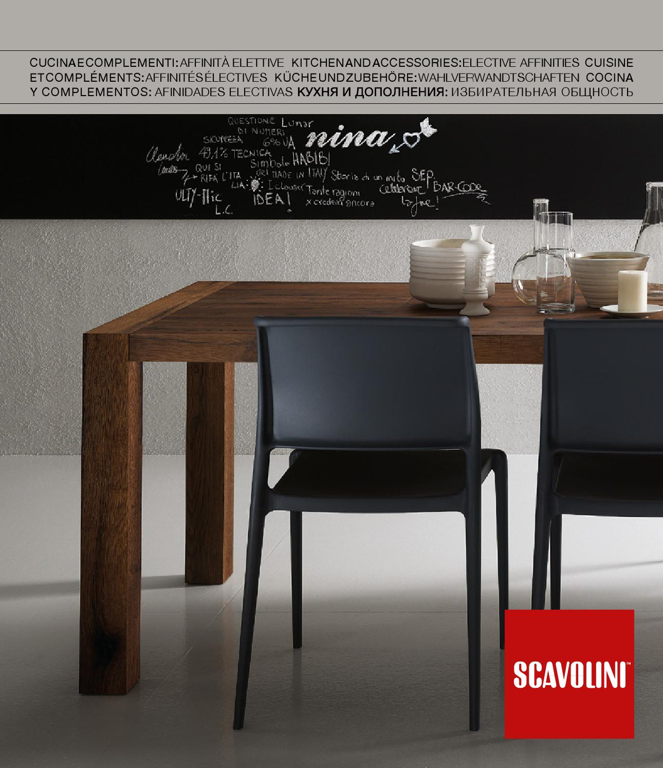 Best Tavoli Cucina Scavolini Images - Home Interior Ideas ...