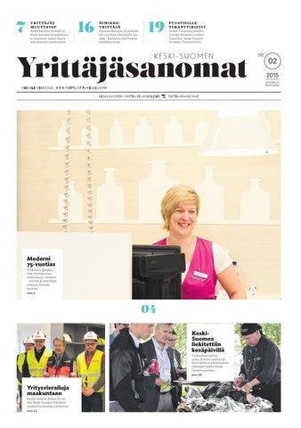 Yrittäjäsanomat 2 2015 by Mediasepät Oy - issuu 264614344c