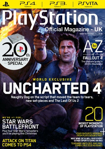 official playstation magazine 115 sampler by future plc issuu