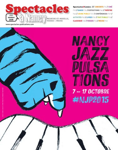 official photos e7117 43f36 Spectacles Publications Nancy n°320   Octobre 2015 by SPECTACLES ...