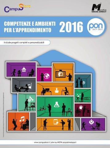 4eb4990acc Catalogo PON 2014-2020 - Competenze e ambienti per l'apprendimento ...
