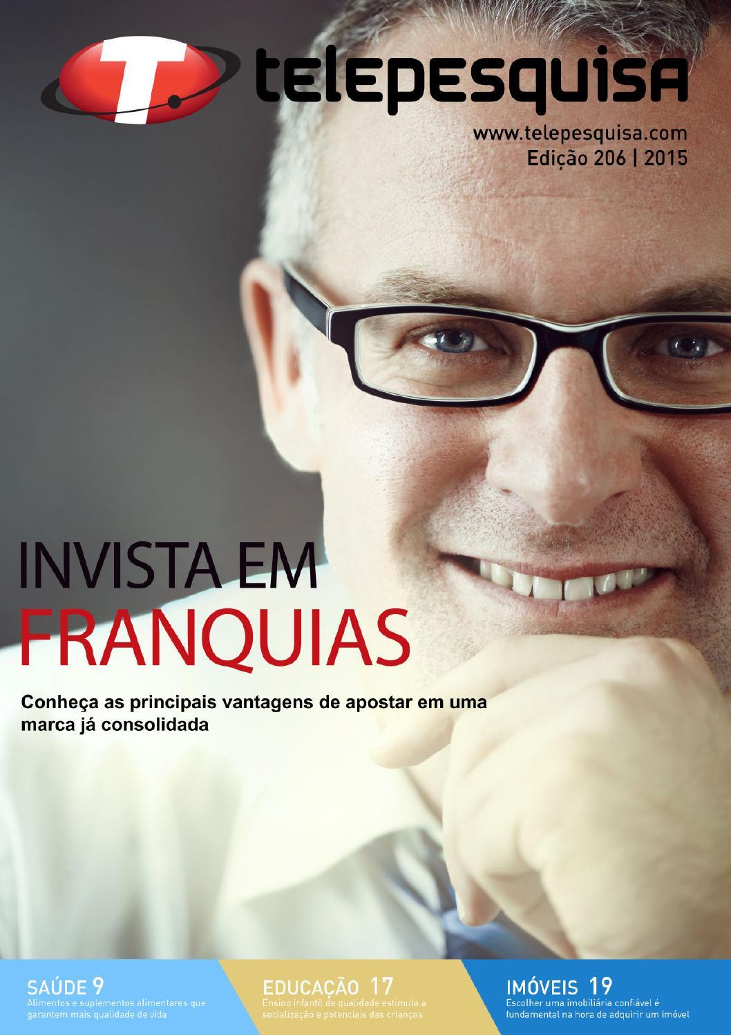 Revista Telepesquisa Edição 206 by Telepesquisa - issuu 1912eb1b1a