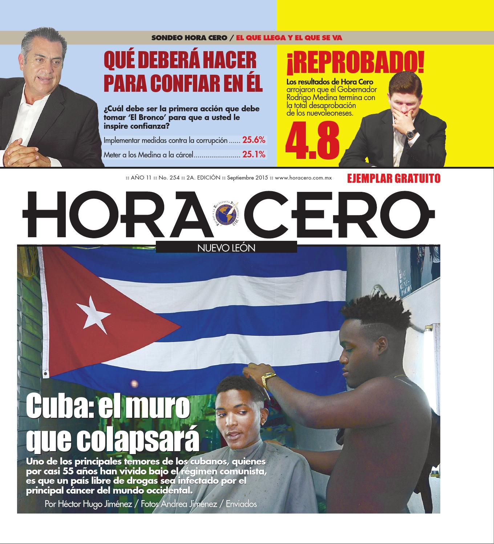Andrea Jimenez Desnuda hcnl #254hora cero - issuu