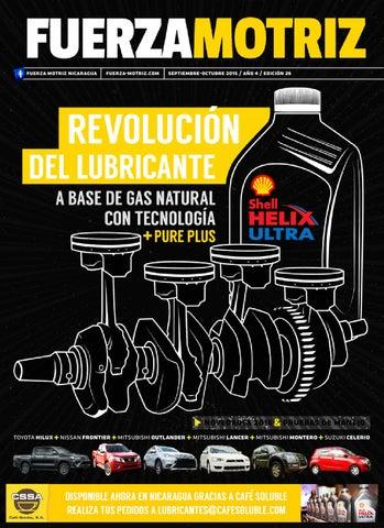 Fuerza Motriz Edicin 26 by Fuerza Motriz Nicaragua Issuu