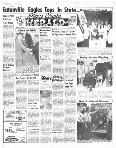 Pierce county herald v 21 no 42 jun 15, 1966 by Pacific