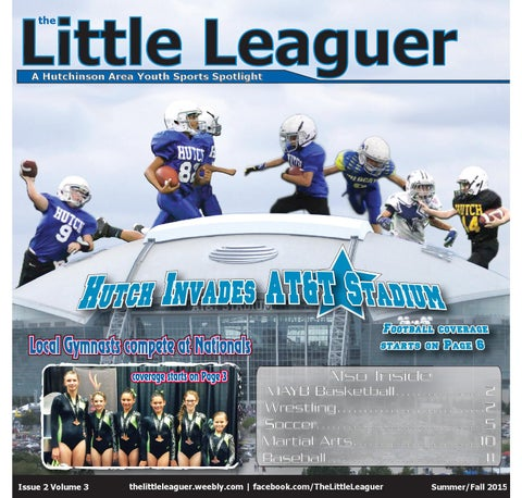 The Little Leaguer for Summer Fall 2015 by The Little Leaguer  A ... ed7d17ef3