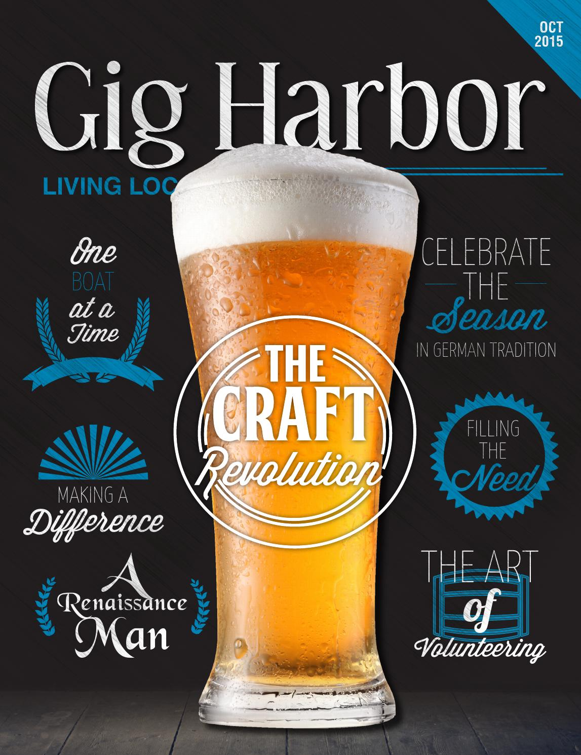October 2015 Gig Harbor Living Local By Living Local 360 Issuu