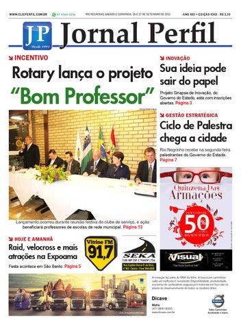 7af0b3c648 Jornal perfil 26 09 by Jornal Perfil - issuu