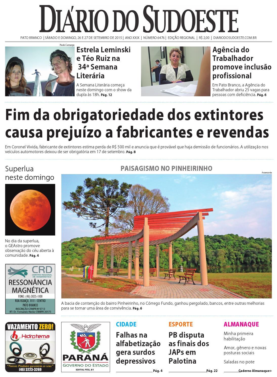 8c5d5c9114e16 Diário do sudoeste 26 e 27 de setembro de 2015 ed 6476 by Diário do  Sudoeste - issuu