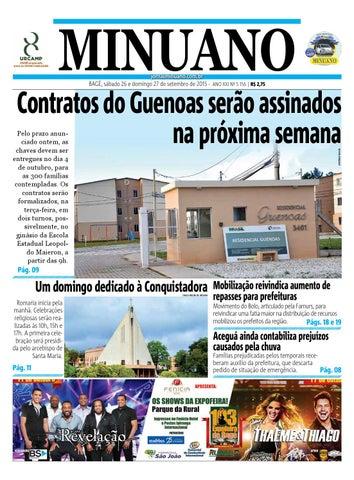 20150926 by Jornal Minuano - issuu a4e7d4cb0052