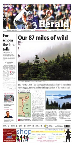 best service 860c7 38cae Everett Daily Herald, September 27, 2015 by Sound Publishing - issuu