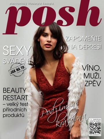 POSH 5 2015 ZÁŘÍ ŘÍJEN by POSH - issuu 0b6bca2d74