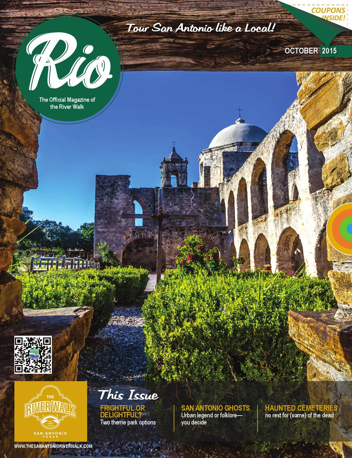 rio magazine october 2015 by traveling blender issuuKrugerpark Entree.htm #17