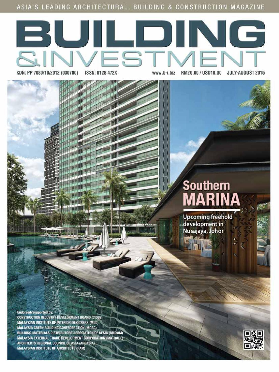 Building investment jul aug 2015 by building investment issuu