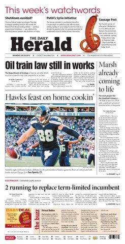 3327d9443 Everett Daily Herald