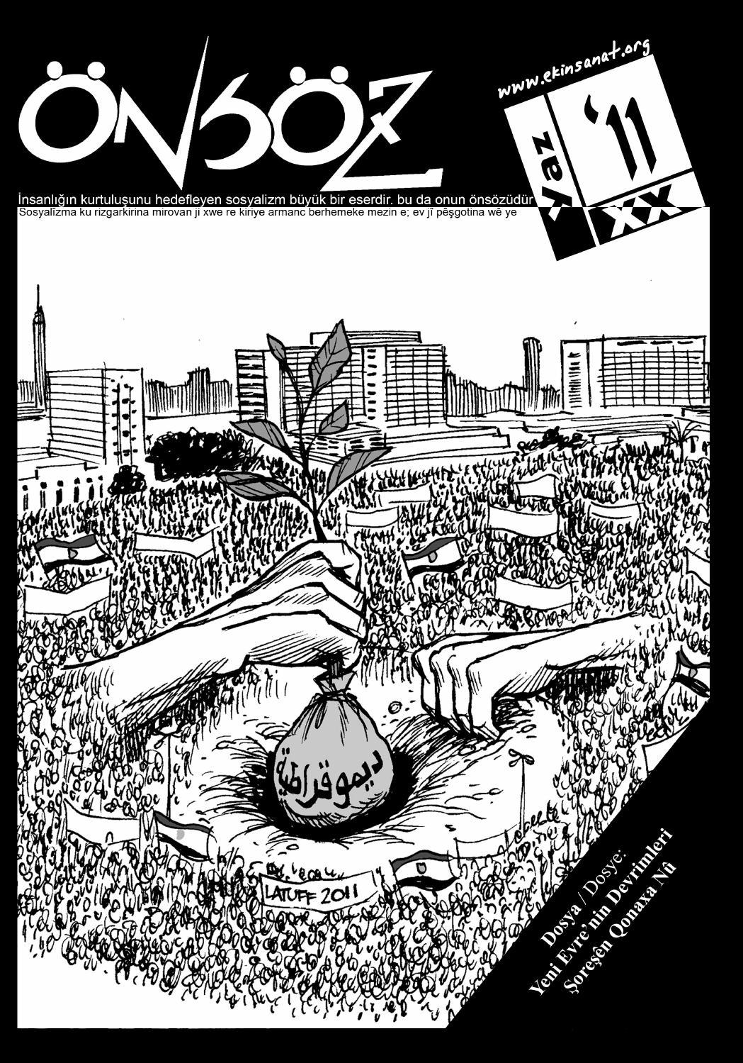 Onsoz 20 By Sol Yayin Issuu