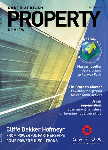 South African Property Review October 2015 by SAPOA - issuu