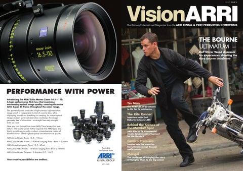 Page 1  sc 1 st  Issuu & VisionARRI Magazine Issue 5 by ARRI - issuu