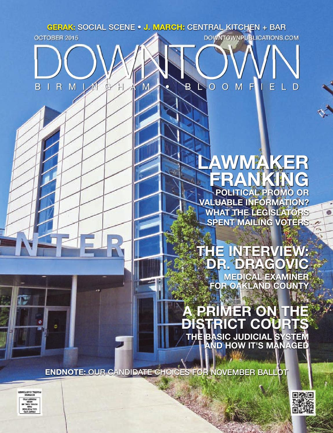 010afb9861fa Downtown Birmingham Bloomfield by Downtown Publications Inc. - issuu