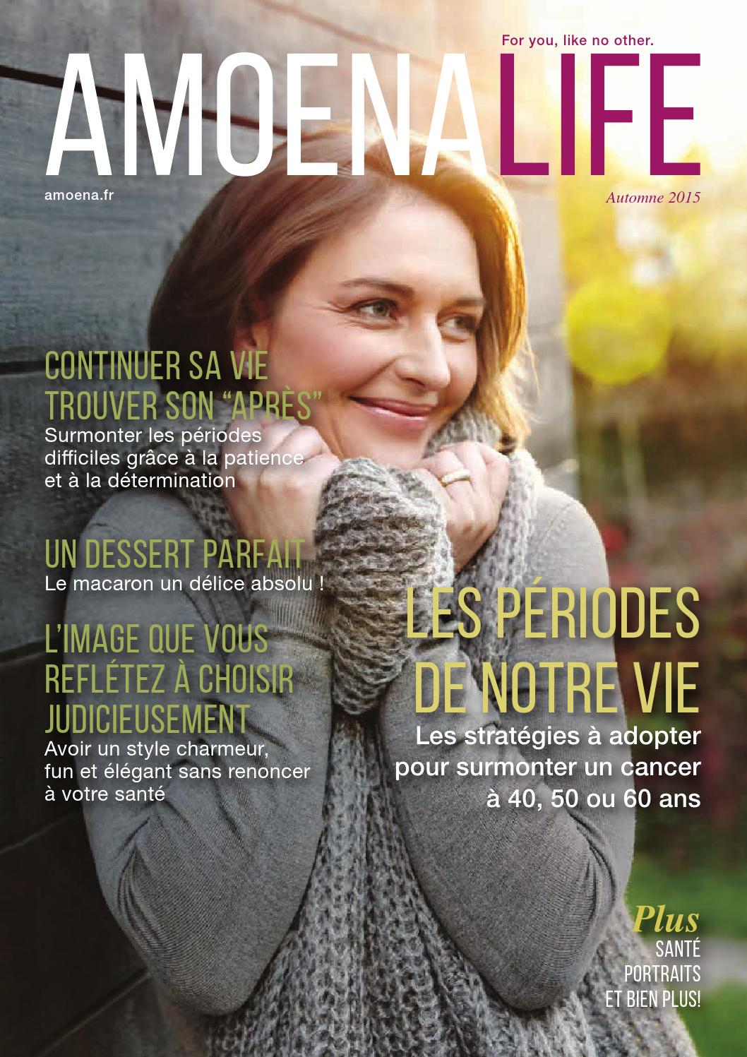 Amoena Life Automne 15 FR By