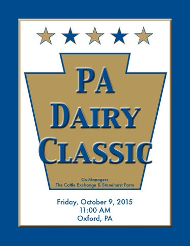 ec393af91a7 PA Dairy Classic Sale by The Cattle Exchange - issuu