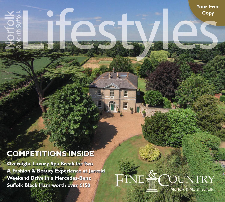 Fine & Country Norfolk Lifestyles Magazine September 2015 by Jane