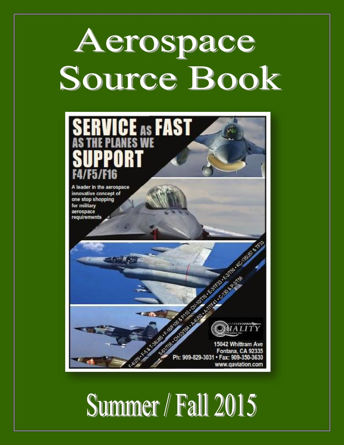 aerospace source book by federal buyers guide, inc issuu on coleman wiring  diagrams 5232 cooler