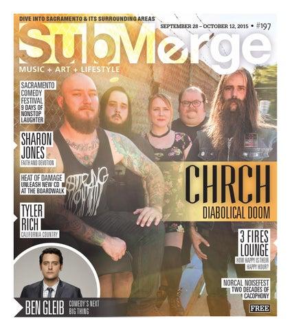 Submerge Magazine  Issue 197 (September 28 - October 12 af0d447da6b