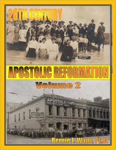 20th Century Apostolic Reformation Volume 2 By Life Network Issuu