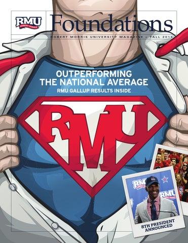 Foundations Fall 2015 by Robert Morris University - issuu