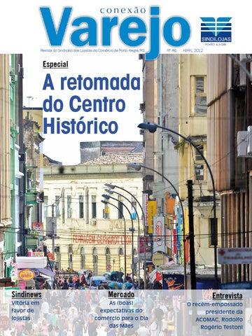 ab51adc2573 Conexão Varejo - Abril 2012 by Sindilojas Porto Alegre - issuu