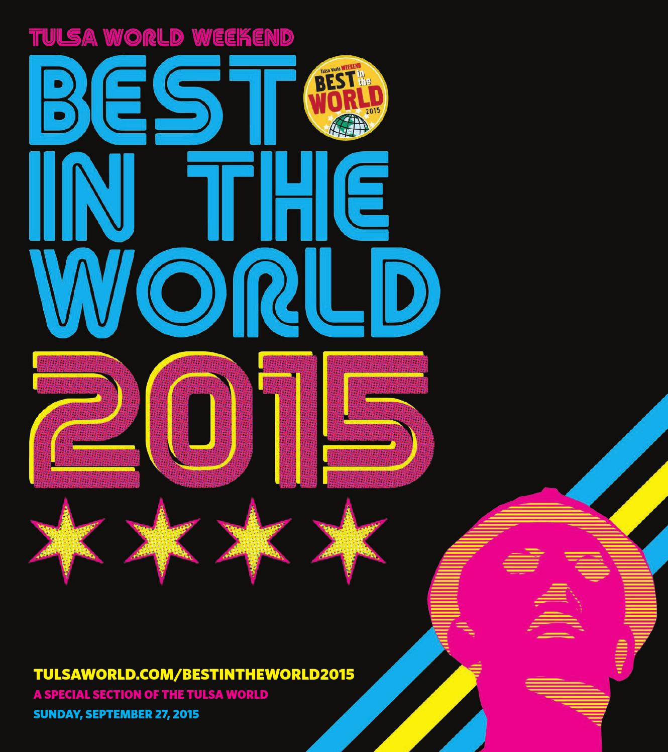 Best in the World 2015 by Tulsa World - issuu