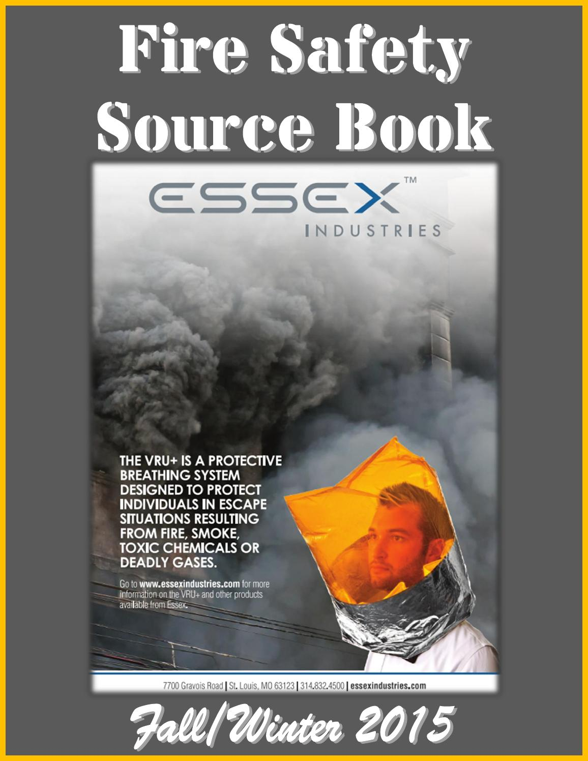 Fire Safety Source Book by Federal Buyers Guide, inc  - issuu