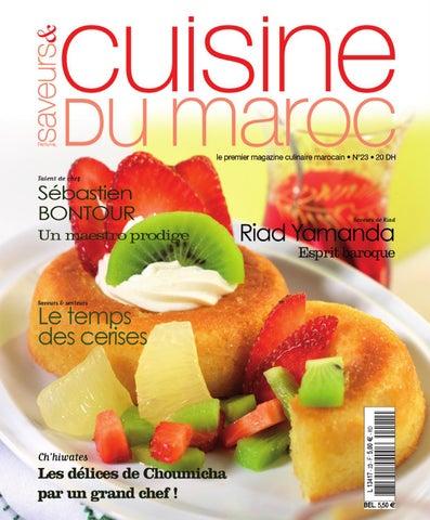e printemps est lĂ et lâ  x20AC   x2122 ĂŠtĂŠ approche Ă grands pas ! Pour  fĂŞter le retour des beaux jours ÂŤ Saveurs et Cuisine du Maroc Âť a choisi  une ... 25f42396c99