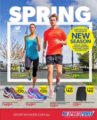 SPORTSPOWER - Spring Season by Associated Retailers Ltd - issuu 0027b9f6762
