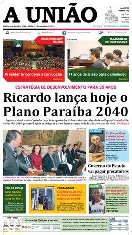 897b2024ab1d9 Jornal A União - 29 09 2015 by Jornal A União - issuu